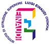 I.I.S. 'Luigi Einaudi' logo
